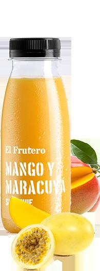 Mango y Maracuyá Smoothie