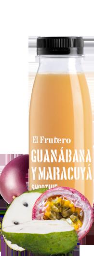 Guanábana y Maracuyá