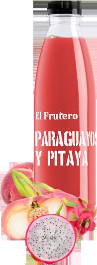 Paraguayo y Pitaya