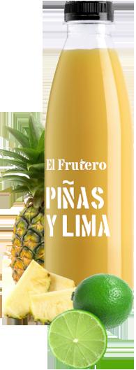 Piñas y Lima