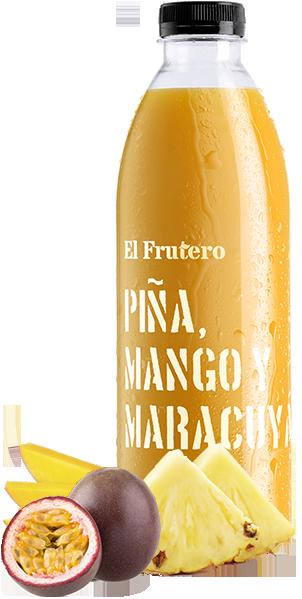 Piña, Mango y Maracuya